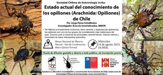 V Reunión Ordinaria Sociedad Chilena de Entomología